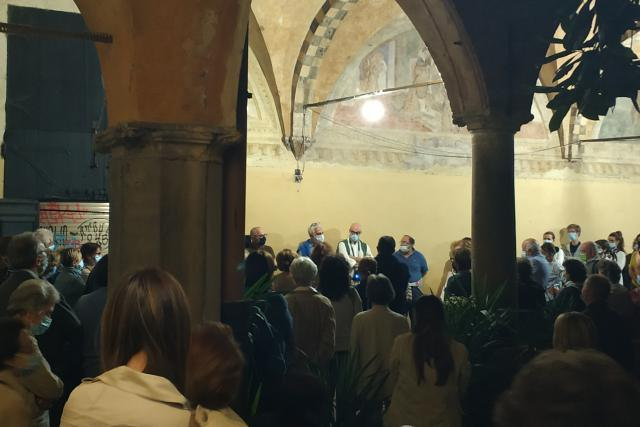 Novena di San Francesco 2021 - Visita di chiostro e chiesa del 28 settembre