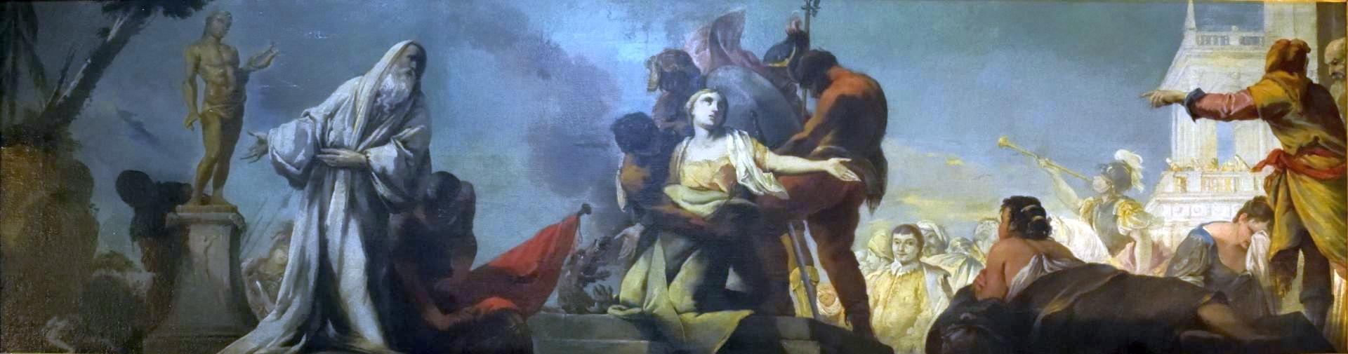 Oratorio di Santa Margherita - Padova - Presbiterio
