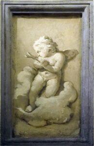 Oratorio di Santa Margherita - Padova - Putti alati - 01