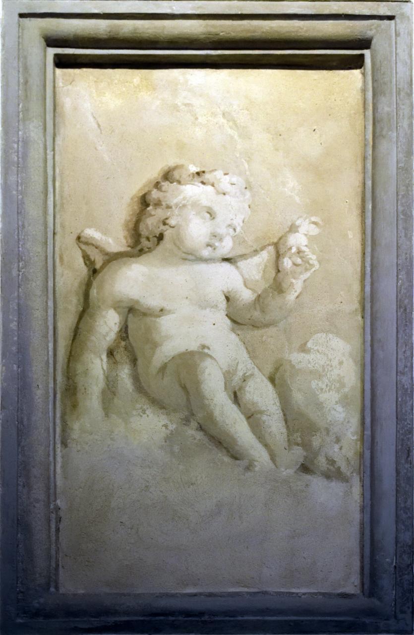 Oratorio di Santa Margherita - Padova - Putti alati - 02