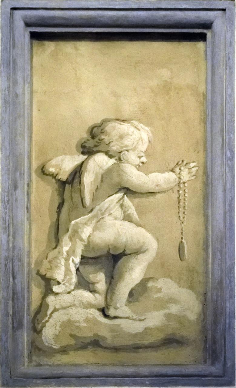 Oratorio di Santa Margherita - Padova - Putti alati - 04