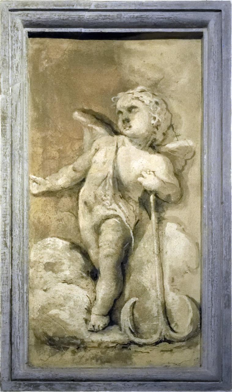 Oratorio di Santa Margherita - Padova - Putti alati - 05