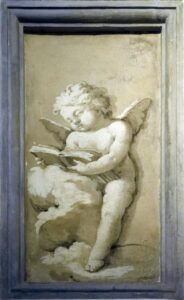 Oratorio di Santa Margherita - Padova - Putti alati - 07